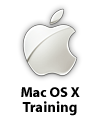 Mac OS X Operating System Training