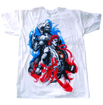 Super Street Fighter® IV Arcade Edition Dark Hado T-Shirt
