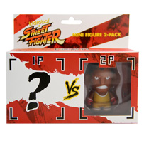 Kidrobot® x Street Fighter® Mini Figure 2-pack ? vs Balrog