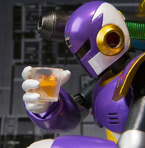 Mega Man® X Vile - D-Arts Figure