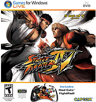 Street Fighter® IV Mad Catz™ Bundle (PC)
