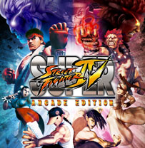Super Street Fighter® IV Arcade Edition PC