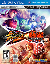 Street Fighter® X Tekken® (PS Vita™)
