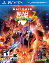 ULTIMATE MARVEL® VS. CAPCOM® 3 (PS Vita™)