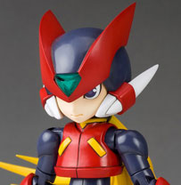 Mega Man® Plastic Model Kit - Mega Man® Zero