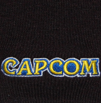 Capcom Logo Knit Cap