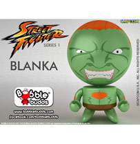 Bobble Budds™: Street Fighter™ Round 1 - Blanka