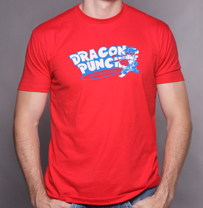 Street Fighter™ Dragon Punch Tee - Red