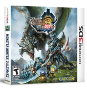 Monster Hunter™ 3 Ultimate (Nintendo 3DS™)