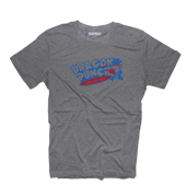 Street Fighter™ Dragon Punch Tee - Gray