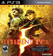 Resident Evil® 5 Gold Edition (PS3)