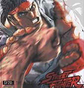 SF20: The Art Of Street Fighter® (Book)