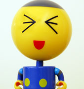 Servbot Bobble Budd LOL Face