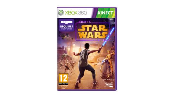 Kinect Star Wars Xbox 360-Spiel für Kinect