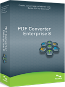 PDF Converter Enterprise 8, Licenced Users (5-25)