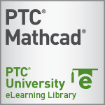 PTC Mathcad Student Edition eLearning Library - 1 year