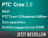 PTC Creo 2.0 Academic Edition - One Year Term License - 200,00EUR - Jetzt Kaufen!