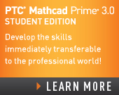 PTC Mathcad Prime 2.0 Student Edition – Perpetual License - $99.00 - Order Now!