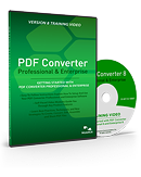PDF Converter Professional and Enterprise Training Video