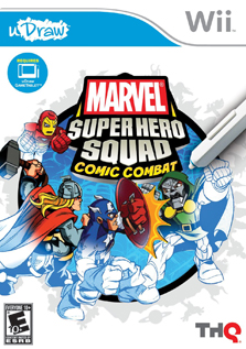 Marvel® Super Hero Squad: Comic Combat