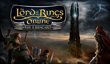 The Lord of the Rings Online™: Rise of Isengard™ Heroic Edition (WHITE) - Digital Download