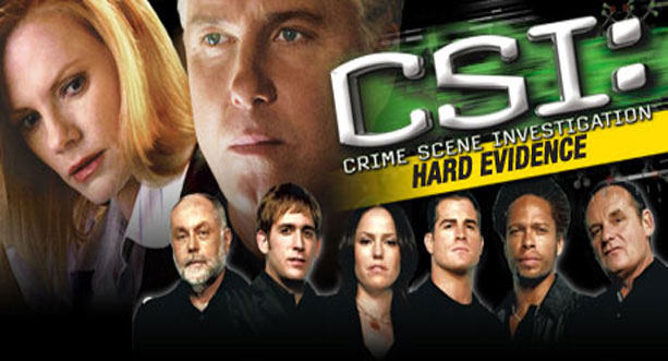 CSI: Crime Scene Investigation®: Hard Evidence