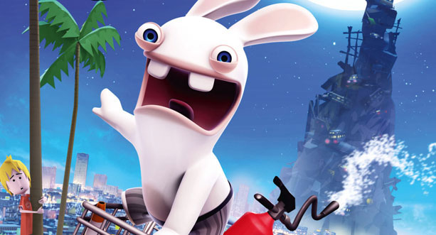 Rabbids Go Home