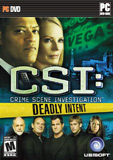 CSI: Crime Scene Investigation®: Deadly Intent