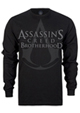 Assassin's Creed: Brotherhood Long Sleeves Black T-Shirt