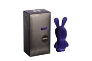 Purple Velvet Rabbids Eeerz
