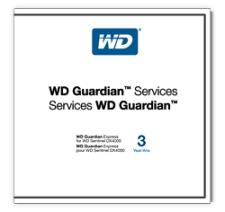 WD Guardian Express