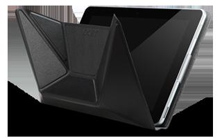 Acer Iconia A3-A10 Capa da Crunch - Preto