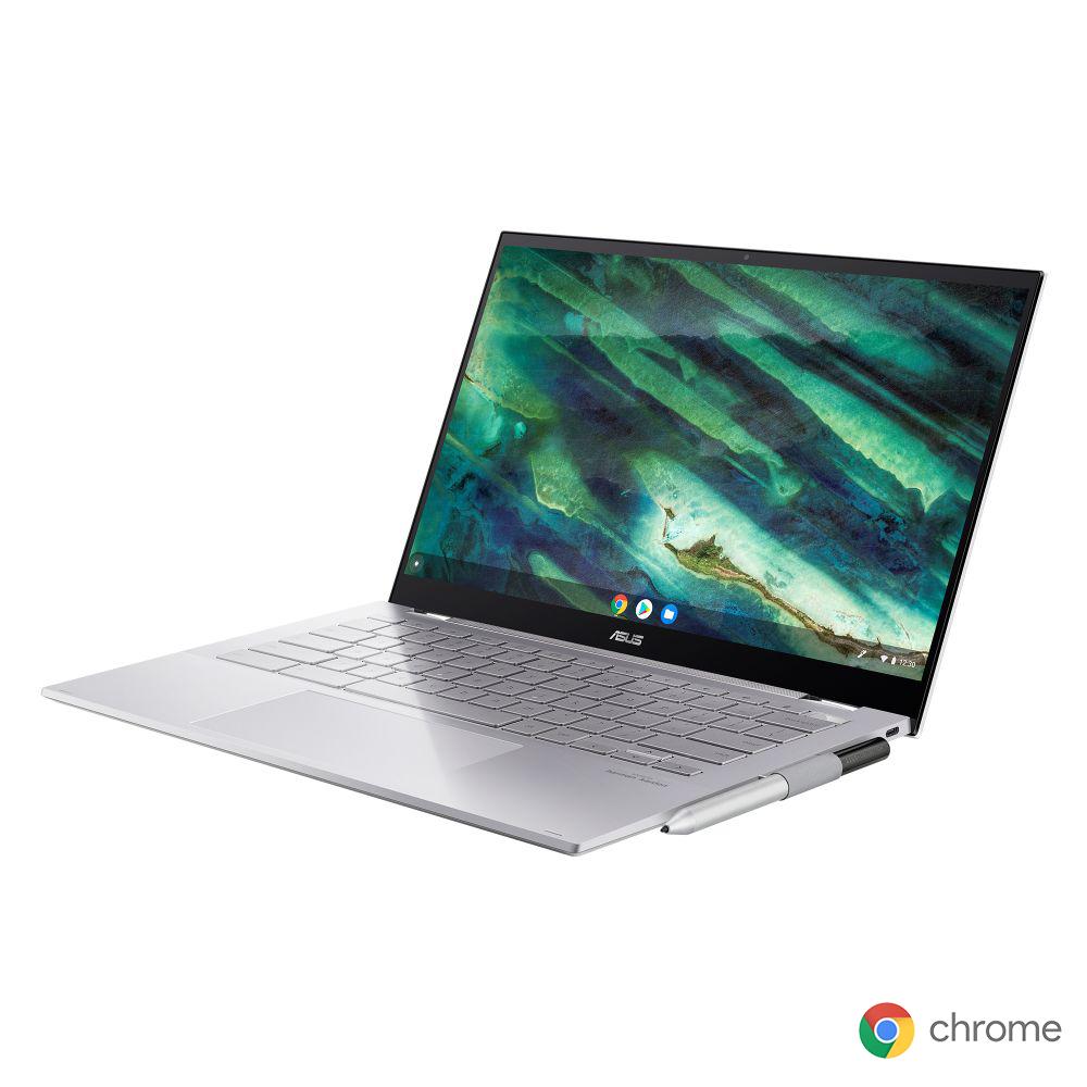 写真:ASUS Chromebook Flip C436FA(C436FA-E10162)