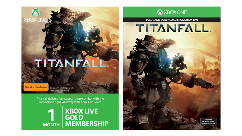 Xbox One Titanfall + Forza Bundle