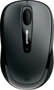 Wireless Mobile Mouse 3500 (Loch Ness Gray)