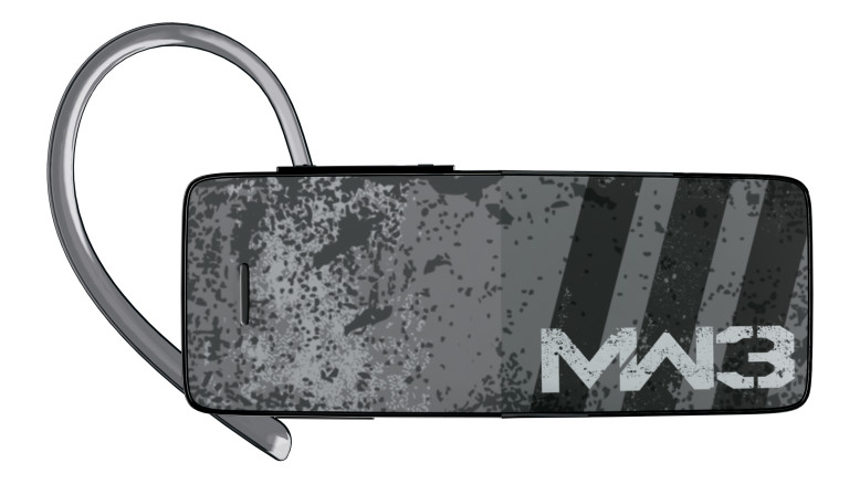 Xbox 360 Call of Duty: Modern Warfare 3 Bluetooth Headset