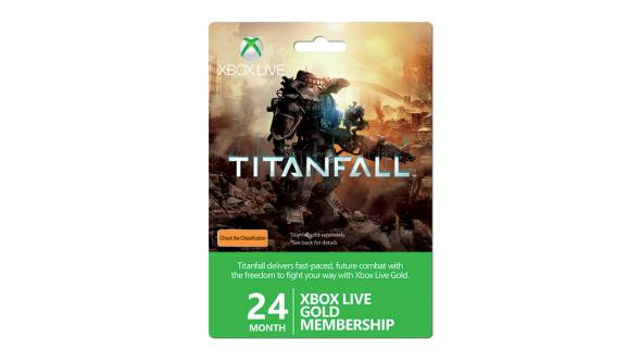 Xbox Live 24-Month Gold Membership