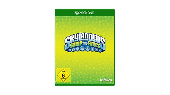 Skylanders SWAP Force Starterpaket für Xbox One