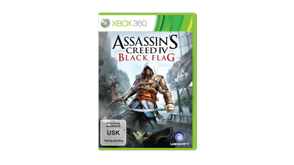 Assassin's Creed IV: Black Flag für Xbox 360