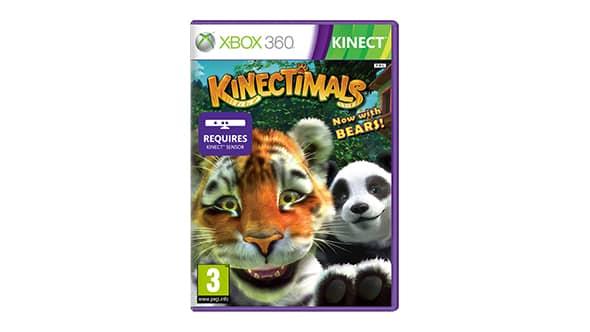 Kinectimals mit Bären Xbox 360-Spiel für Kinect