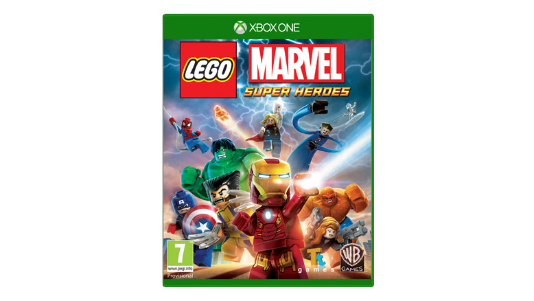 Warner LEGO Marvel Superheroes (EMEA) EN Xbox One