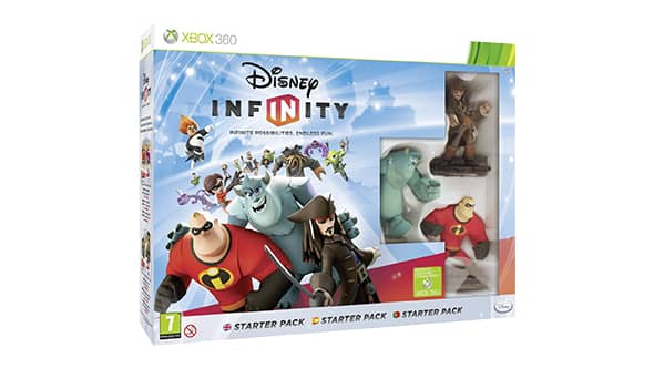 Disney INFINITY Starter Pack for Xbox 360