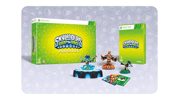 Skylanders SWAP Force Starter Pack for Xbox 360