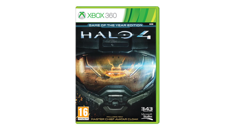 Halo 4: Game of the Year -versio Xbox 360:lle