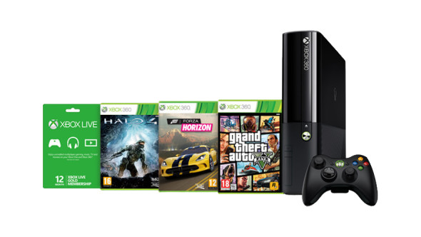 Xbox 360 Gamer Bundle