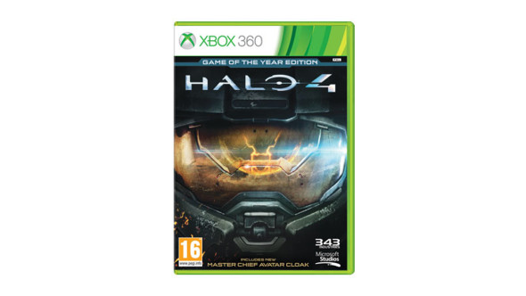 Halo 4: Game of the Year Edition for Xbox 360