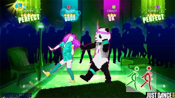 Just Dance 2014 Xbox 360-Spiel für Kinect