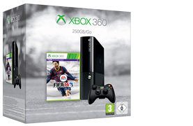 Xbox 360 250 GB FIFA 14 Bundle