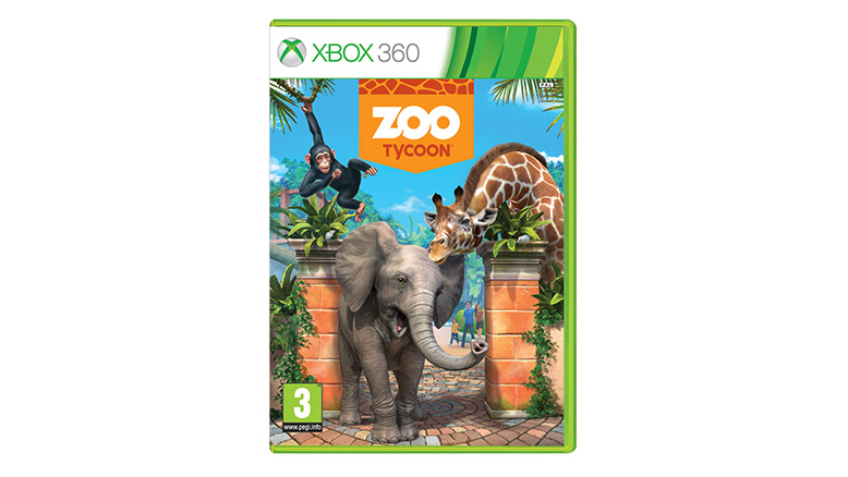 Zoo Tycoon Xbox 360:lle