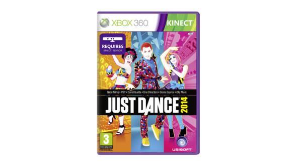 Juego Just Dance 2014 de Xbox 360 para Kinect
